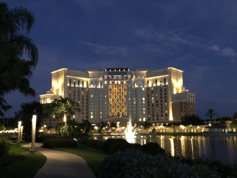 Gran Destino Towers Coronado Springs Resort WDW