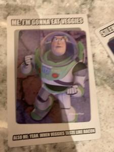 Buzz Lightyear Disney Meme