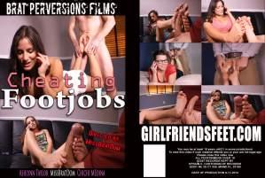 Footjob Movies