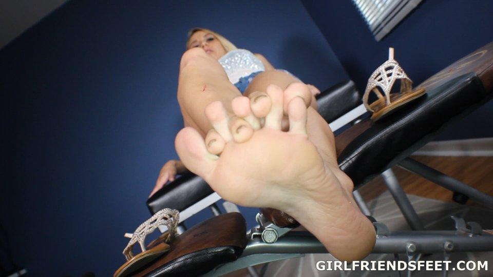 mara jade feet