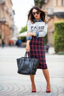 Tartan-Street-Style-Looks