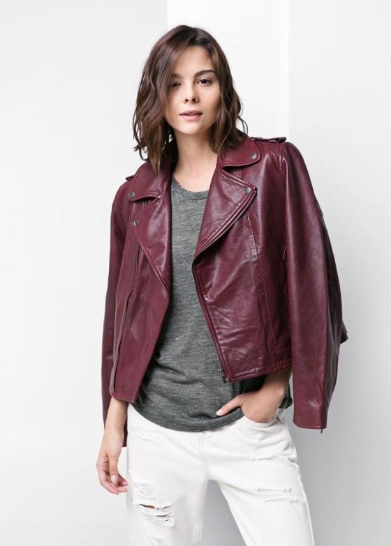Mango-Leather-Biker-Jacket