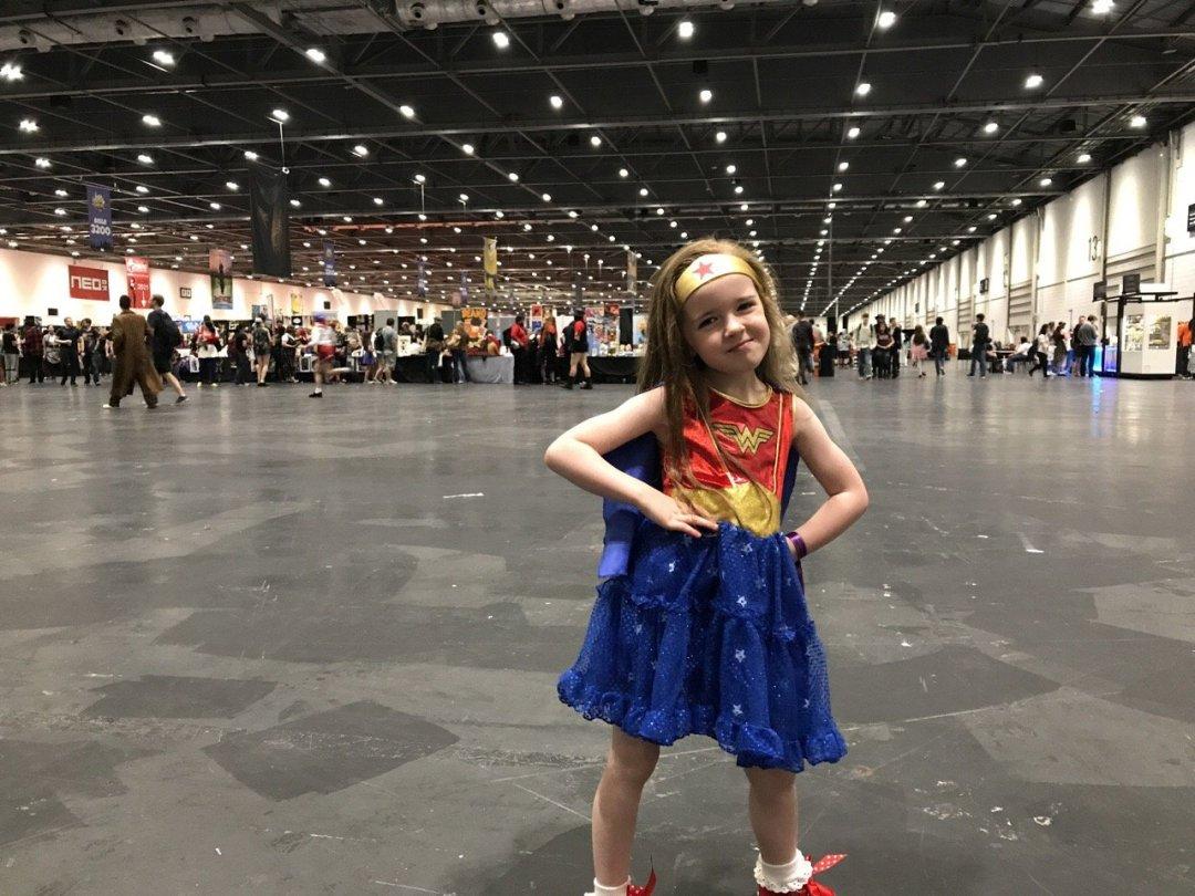Comic Con for kids venue