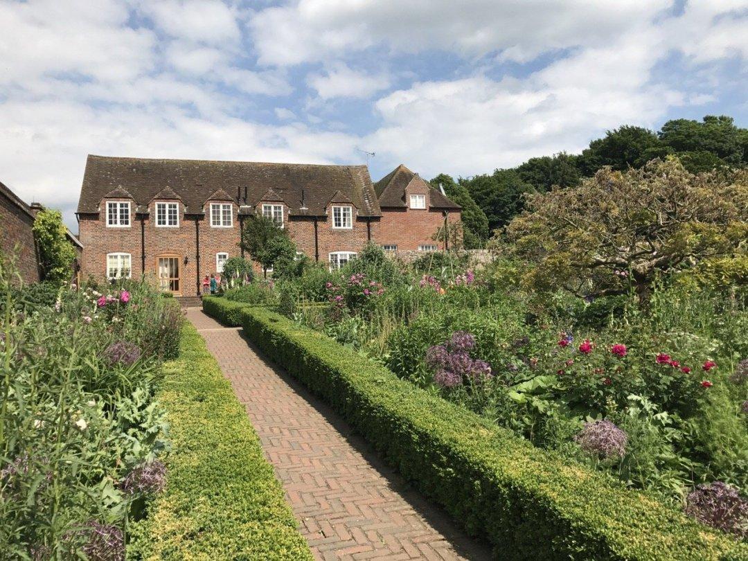 Leeds Castle Culpeper Garden