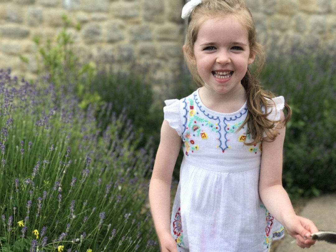 Leeds Castle Eden with Lavender