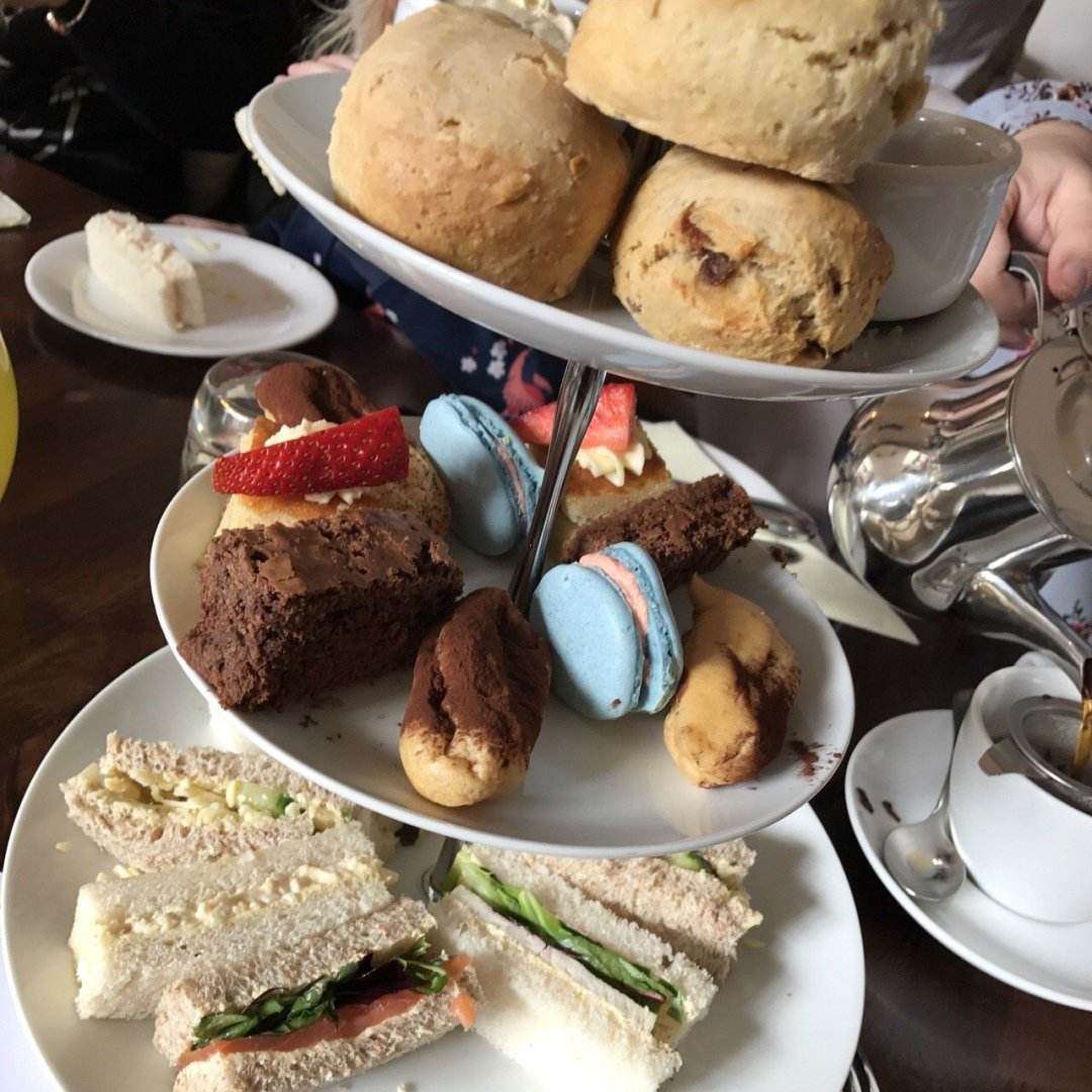 Afternoon Teas in Essex Temperleys afternoon tea