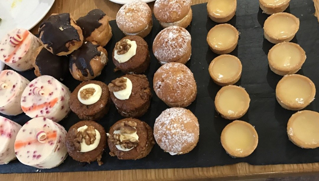 Afternoon Teas in Essex The Chichester cakes
