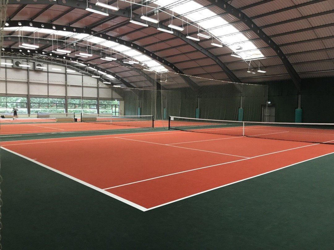 Mum me time with David Lloyd tennis courts