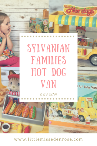 Eden's Good Report Treat - Sylvanian Hot Dog Van Review