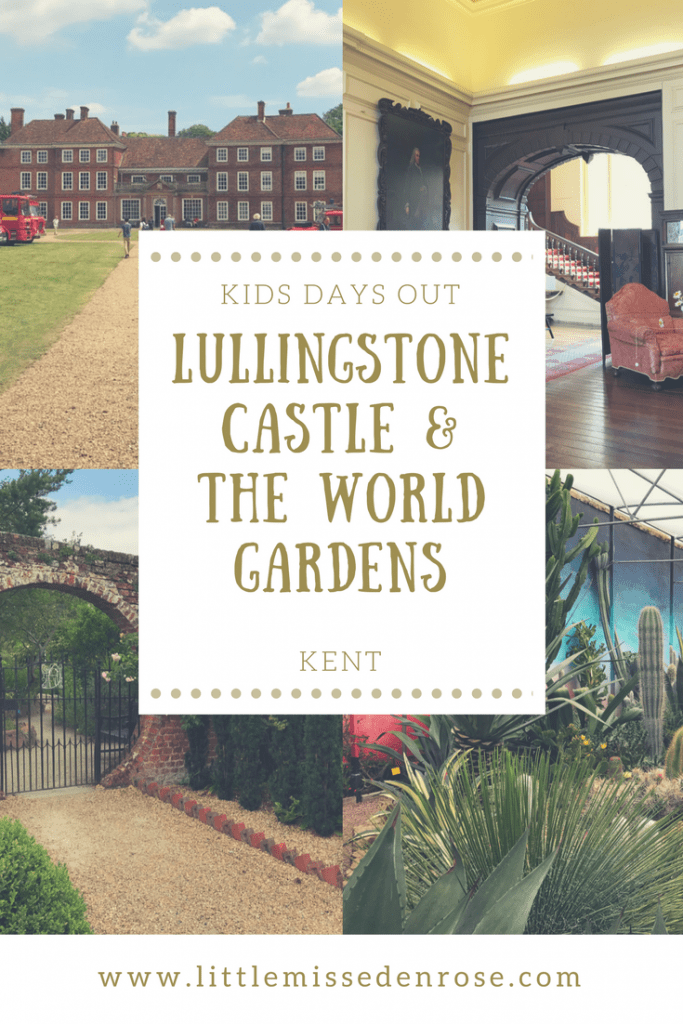 lullingstone castle pin me