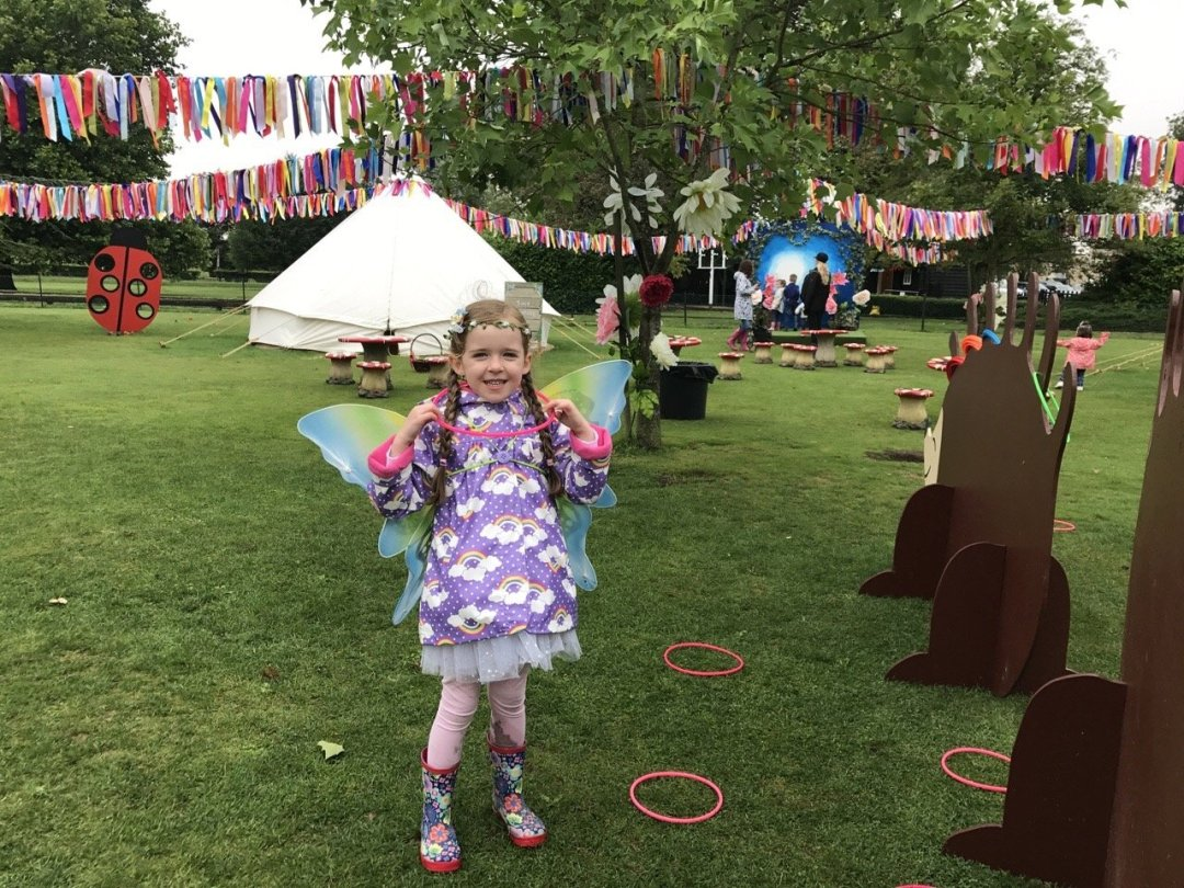 weekly round up audley end fairy and elf festival