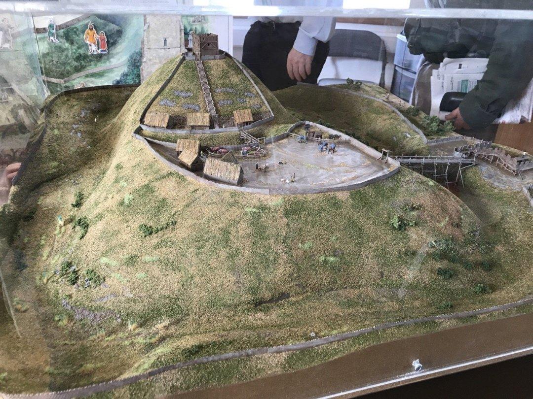 Rayleigh windmill Castle model