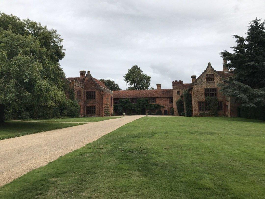 Ingatestone Hall - the front