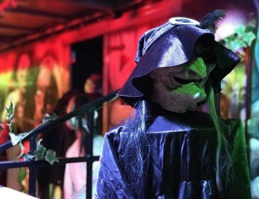 Spooky nights at barleylands blog