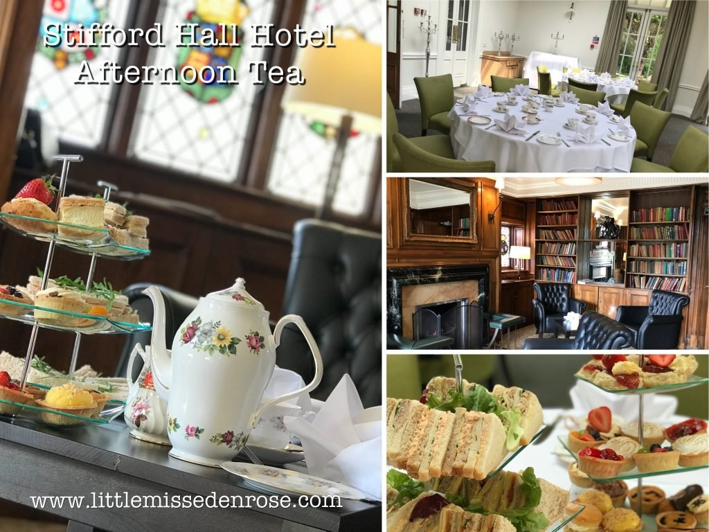 Stifford Hall Hotel The Best Afternoon Teas in Essex