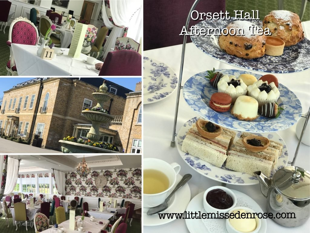 Orsett Hal Hotel The Best Afternoon Teas in Essex