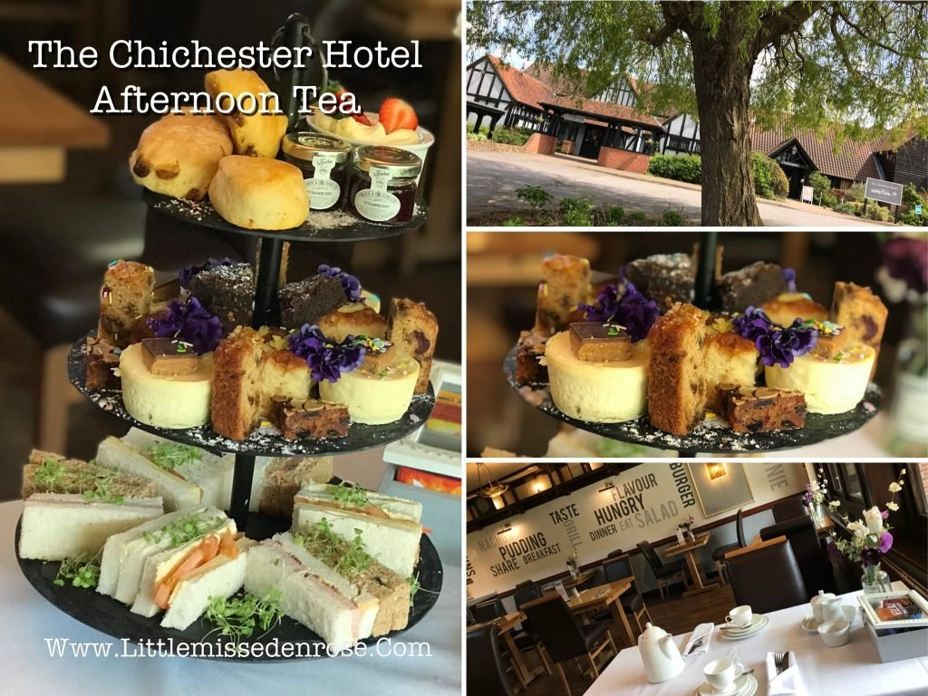 The Chichester Hotel The Best Afternoon Teas in Essex