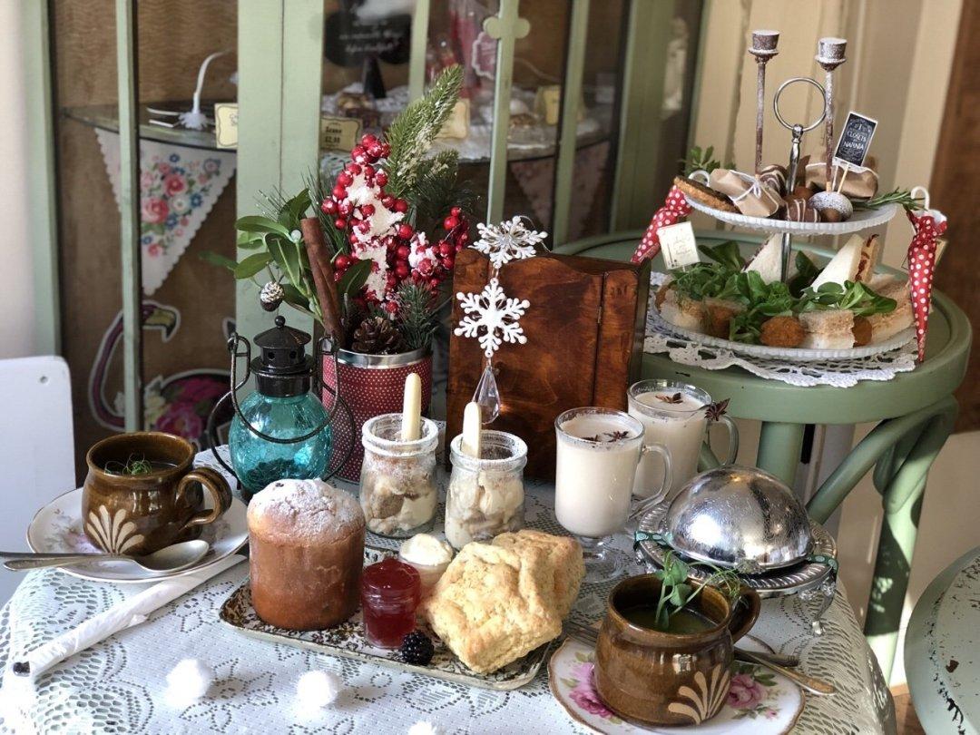 The Narnia Afternoon Tea at Cardamon Tea Lounge