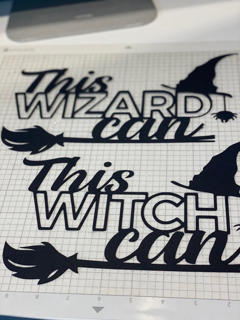 free halloween cutfiles witch and wizard