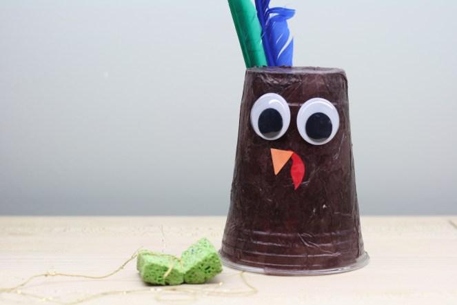 Gobbling Turkey Craft