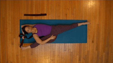 How to quickly stretch for splits for beginners