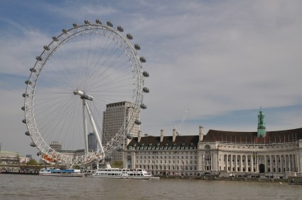 At Westminster Pier
