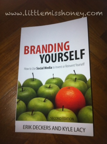 Book about Blogging