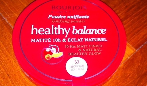 PRODUCT REVIEW: BOURJOIS HEALTHY BALANCE UNIFYING POWDER