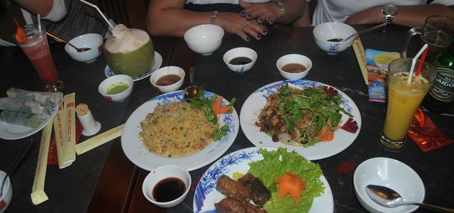FOOD TRIPPIN' IN VIETNAM