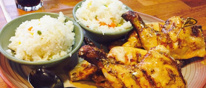 FOOD DISCOVERIES: NANDO'S