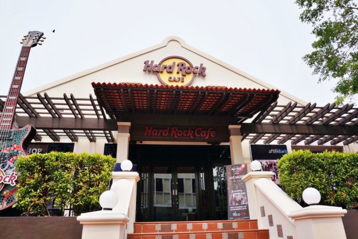 Hard Rock Cafe Malacca