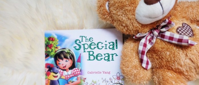 BOOK OF THE MONTH: THE SPECIAL BEAR BY GABRIELLE YANG