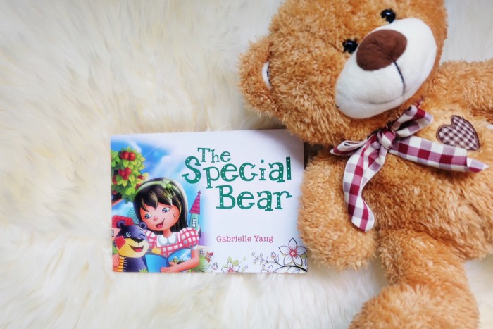 The Special Bear by Gabrielle Yang