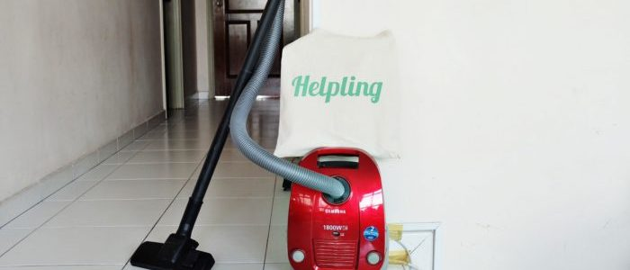 HELPLING: CLEANING SERVICE FOR BUSY HOUSEHOLDS