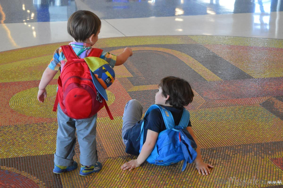 Tips For Packing A Carry On Bag For A Child Little Miss Kate