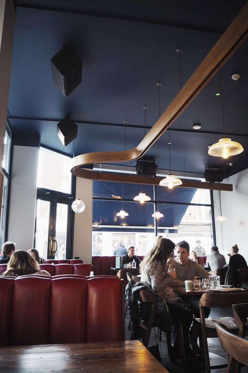 Bright Star Restaurant Menu