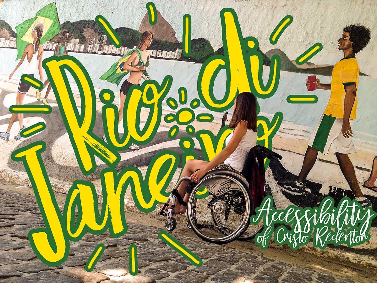 Accessibility of Cristo Redentor | Rio di Janeiro