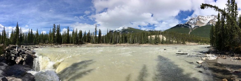 Athabasca River, Jasper NP