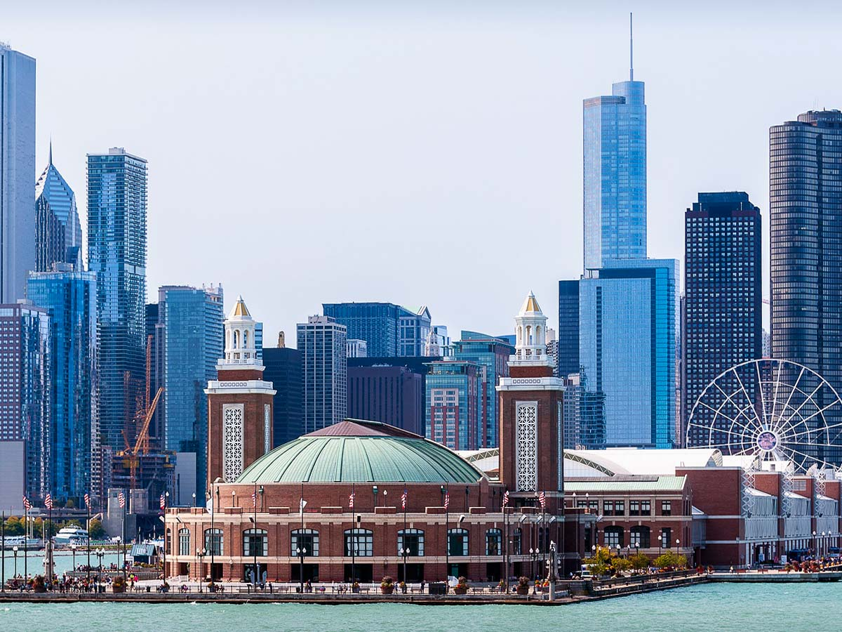 Chicago Navy Pier | Little Miss Turtle
