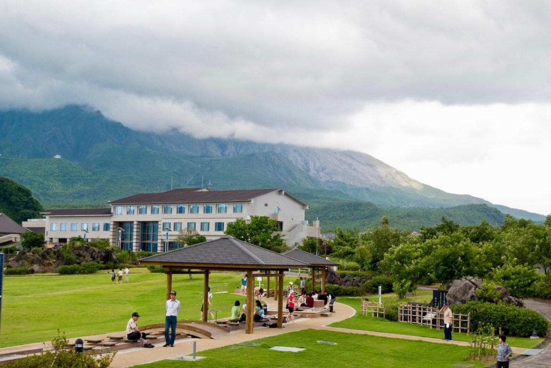 Public Foot Onsen Sakurajima Island by Andy M. | Flickr | CC BY-NC-SA 2.0
