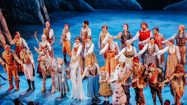 New York Travel Guide Kate Winney Broadway Frozen