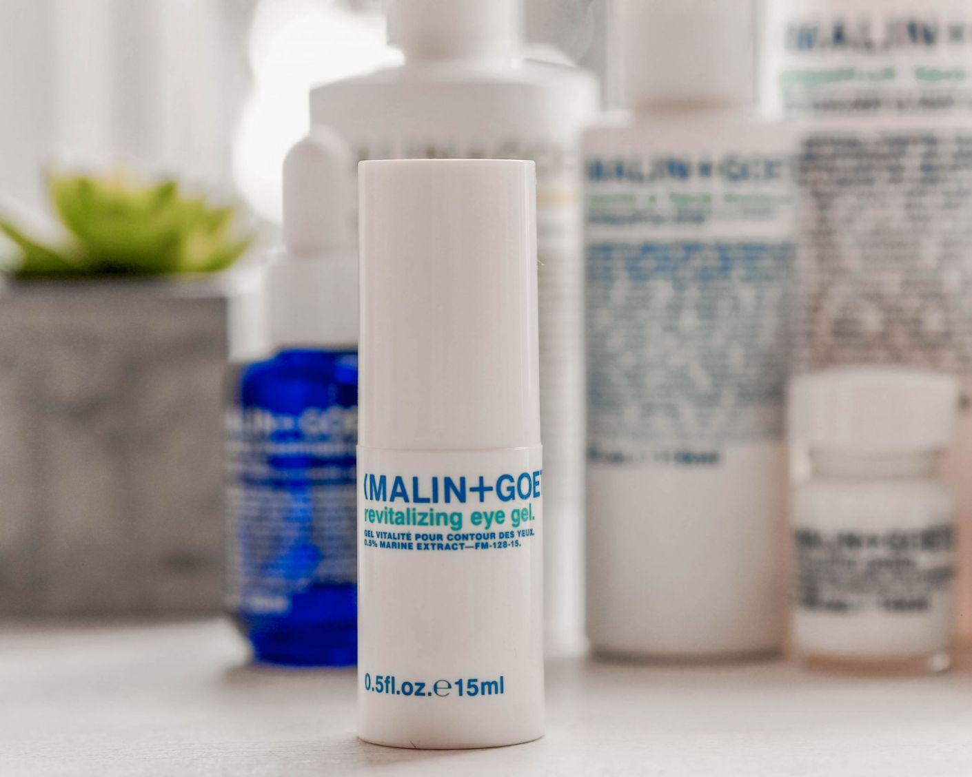 Malin and Goetz Skincare Kate Winney eye gel