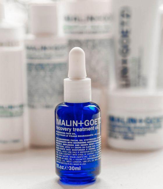 Malin and Goetz Skincare Kate Winney treatment oil