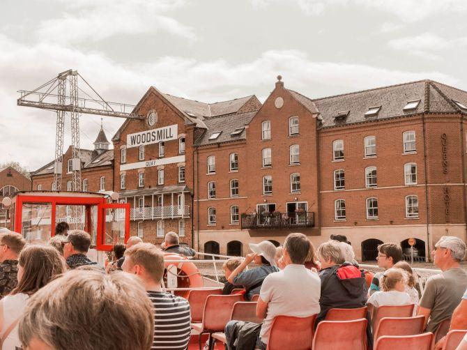 Visit York, Yorkshire, York CityPass, Kate Winney, Little Miss Winney, UK Holiday, British History, Shambles, city cruise