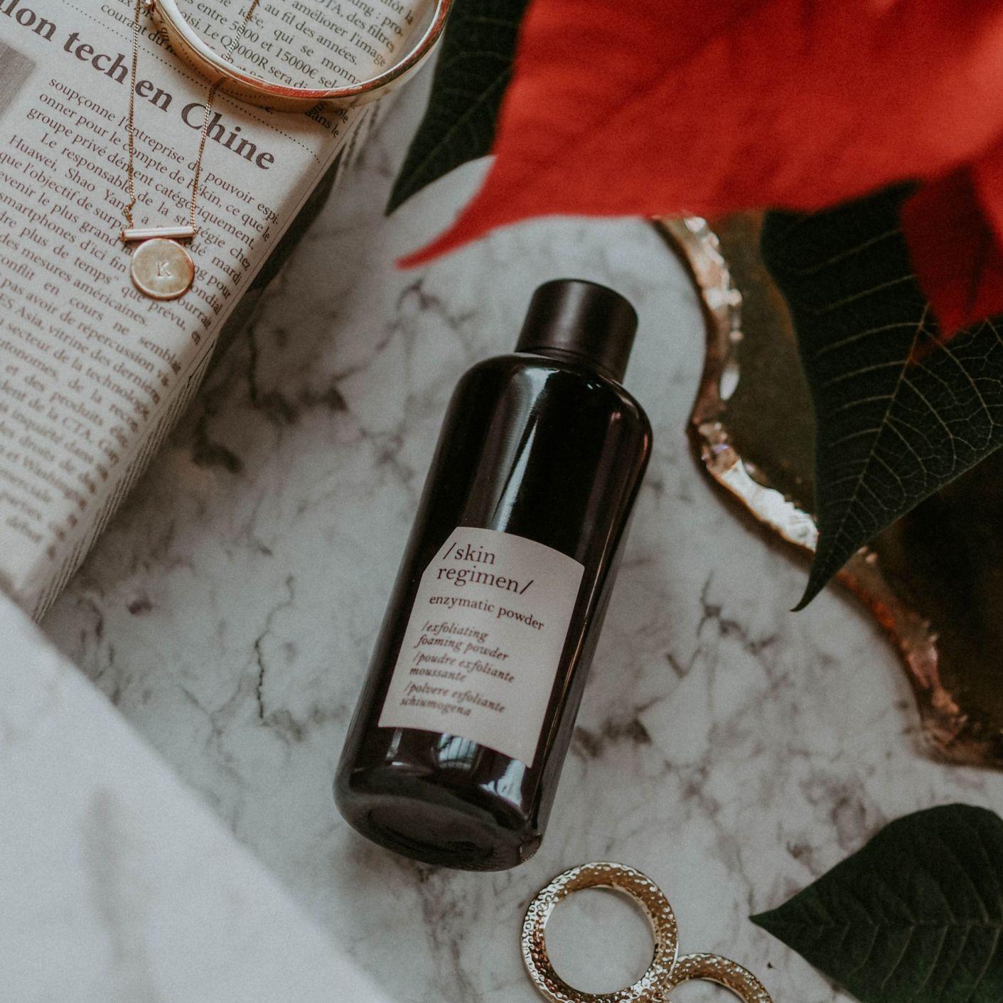 Skin Regimen Skincare Review Kate Winney Liberty London Enzymatic powder