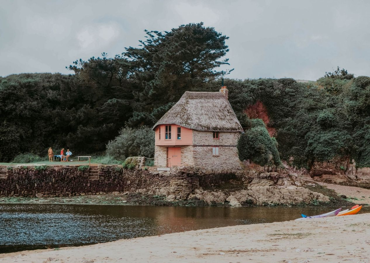 Travel Blog LittleMissWinney Devon Bigbury Coast Cottage British Holiday