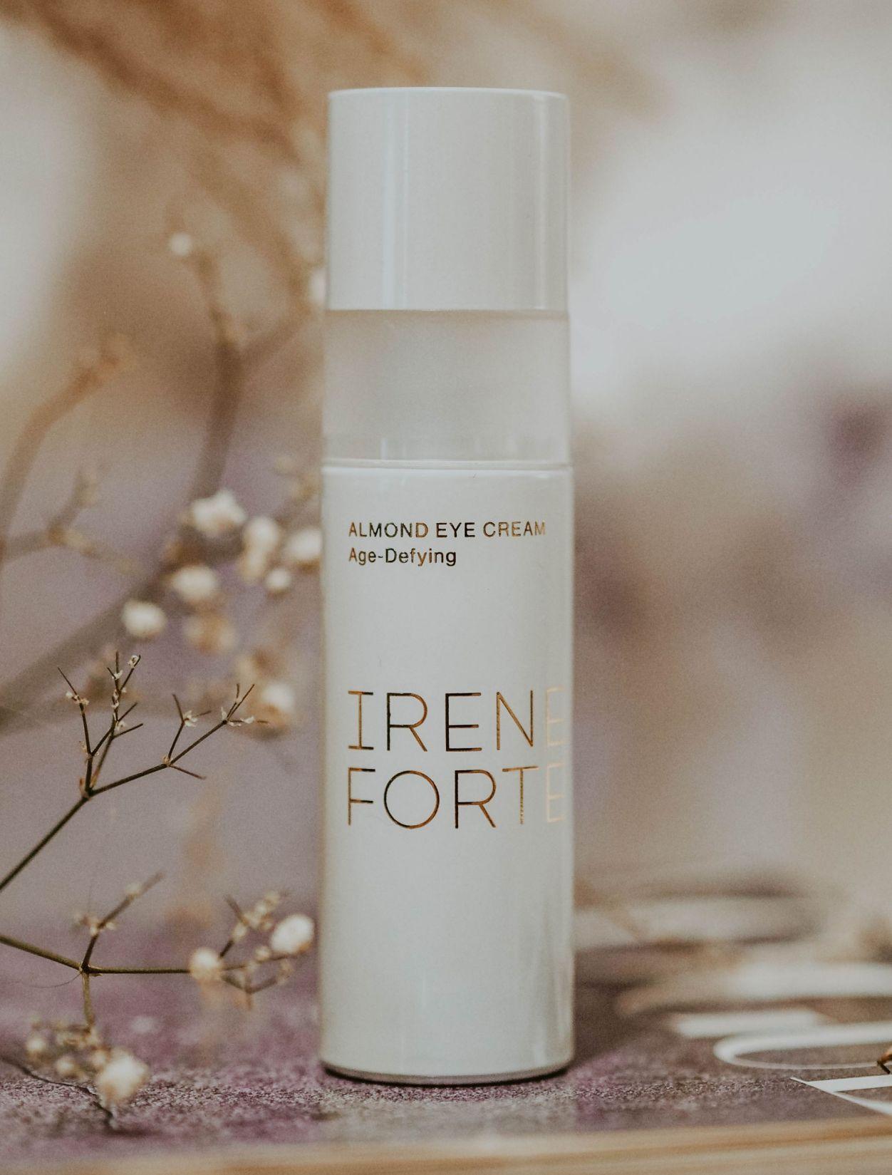 Irene Forte Skincare Review Kate Winney Almond Eye Cream