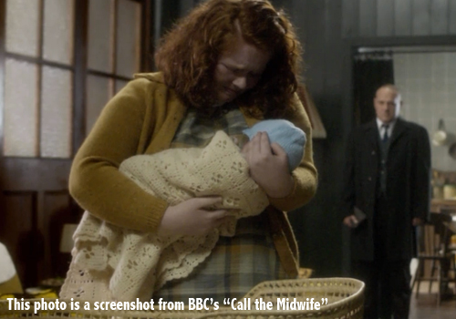 screenshot from Call the Midwife