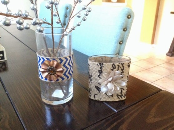 Glam It Up With Burlap by TexMex Crafting  |  Off the Hook Monday