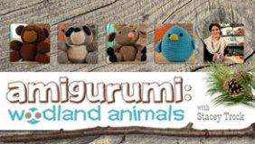 Amigurumi Woodland Animals